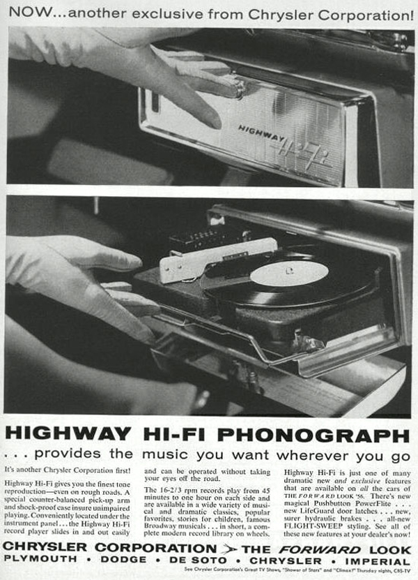 The Highway Hi-Fi